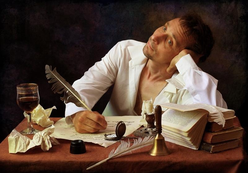 желание писать стихи