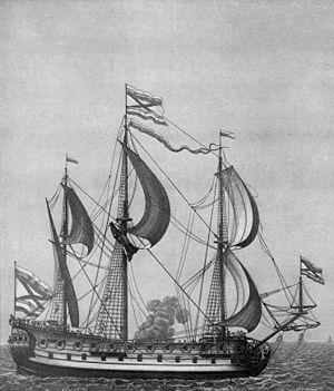 Корабль Predestinacia